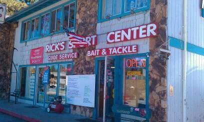 Rick Flamson of  Rick's Sports  in Mammoth Lakes has also been kindenough to be an advisor on the book project.
