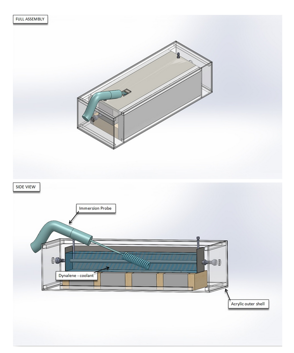 SolidWorks Concepts of Cavity