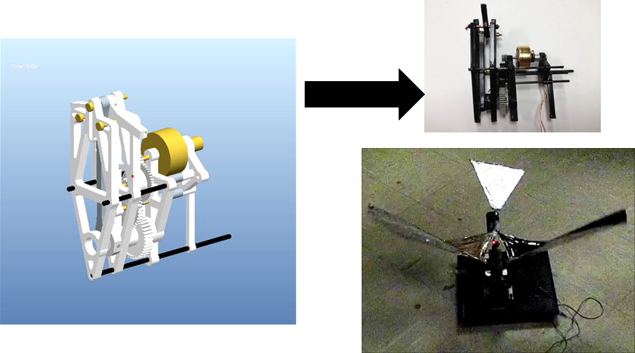 Pro/Engineer Model, Fully assembled mechanism, System test stand for high-speed camera analysis