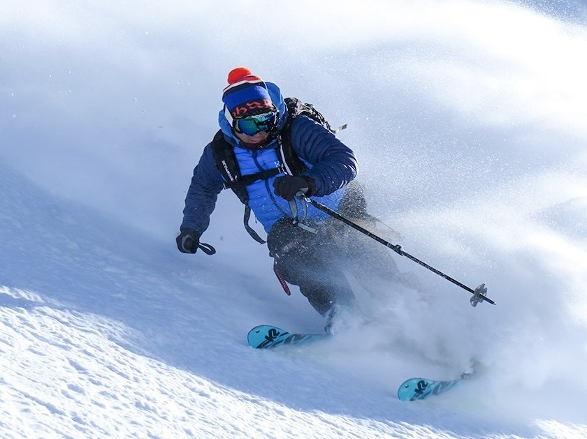 """Tai Naka   Tai is a full IFMGA Guide. He is based year round at Mount Cook; scaling peaks in summer and shredding it in winter with a little """"daddy day care"""" in between."""