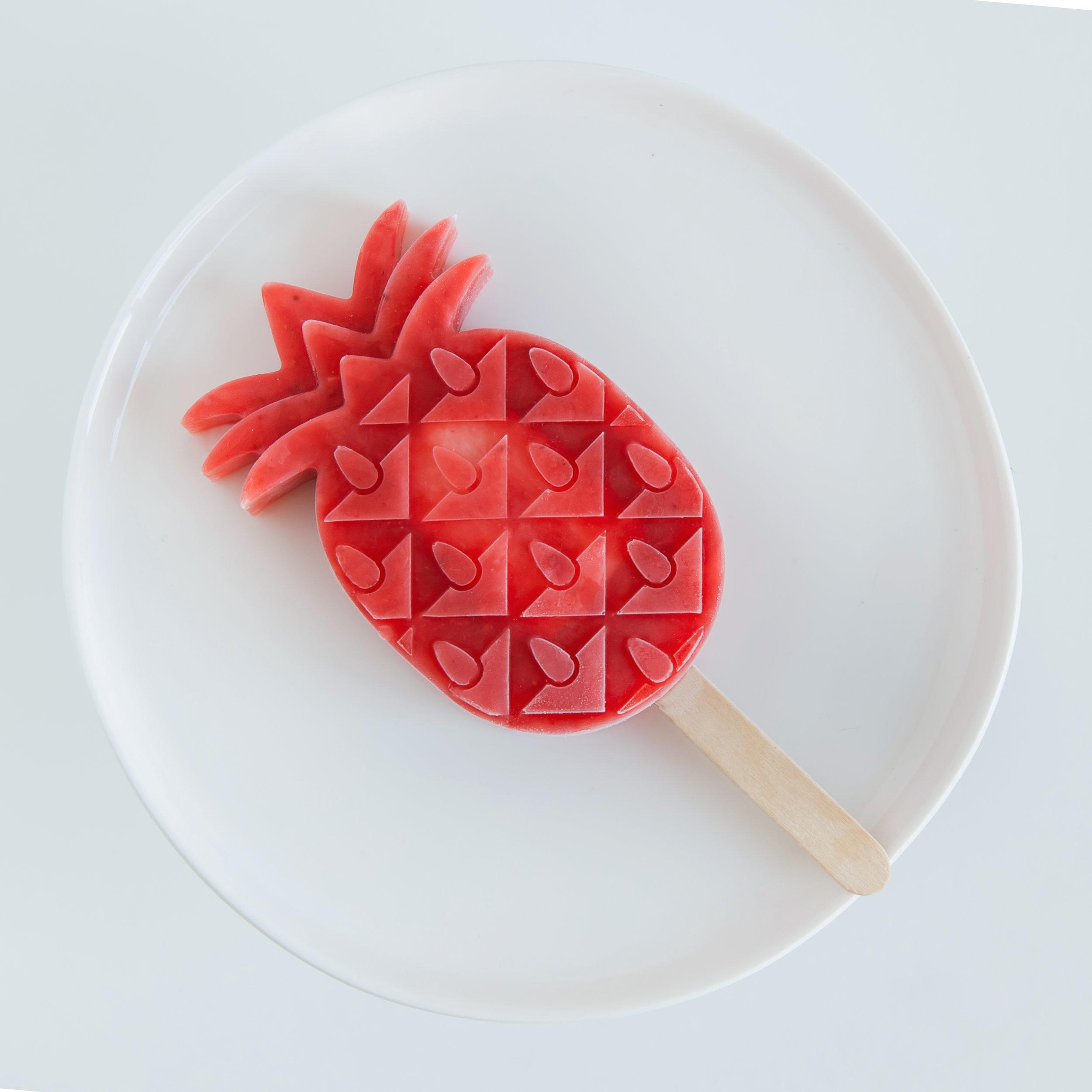 Strawberry Icy Pole