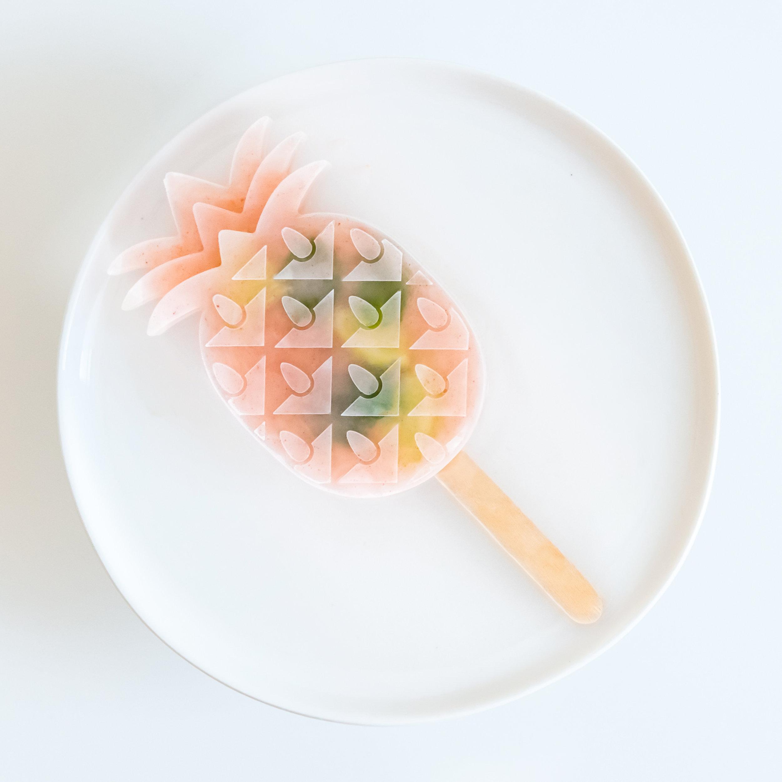 Watermelon, Mint + Gin Icy Pole (Four Pillars)