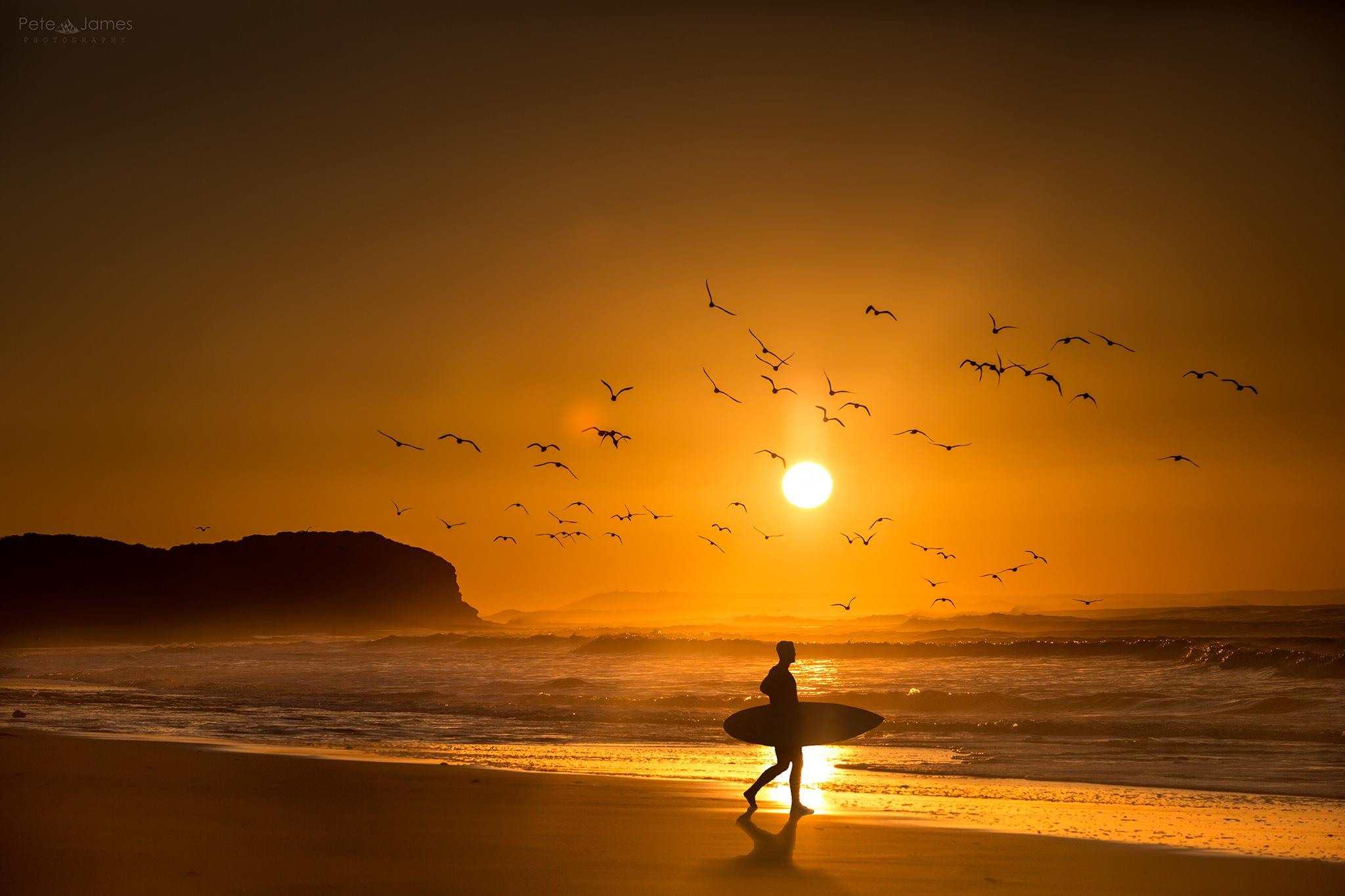 Life on the coast- 13th Beach Vic