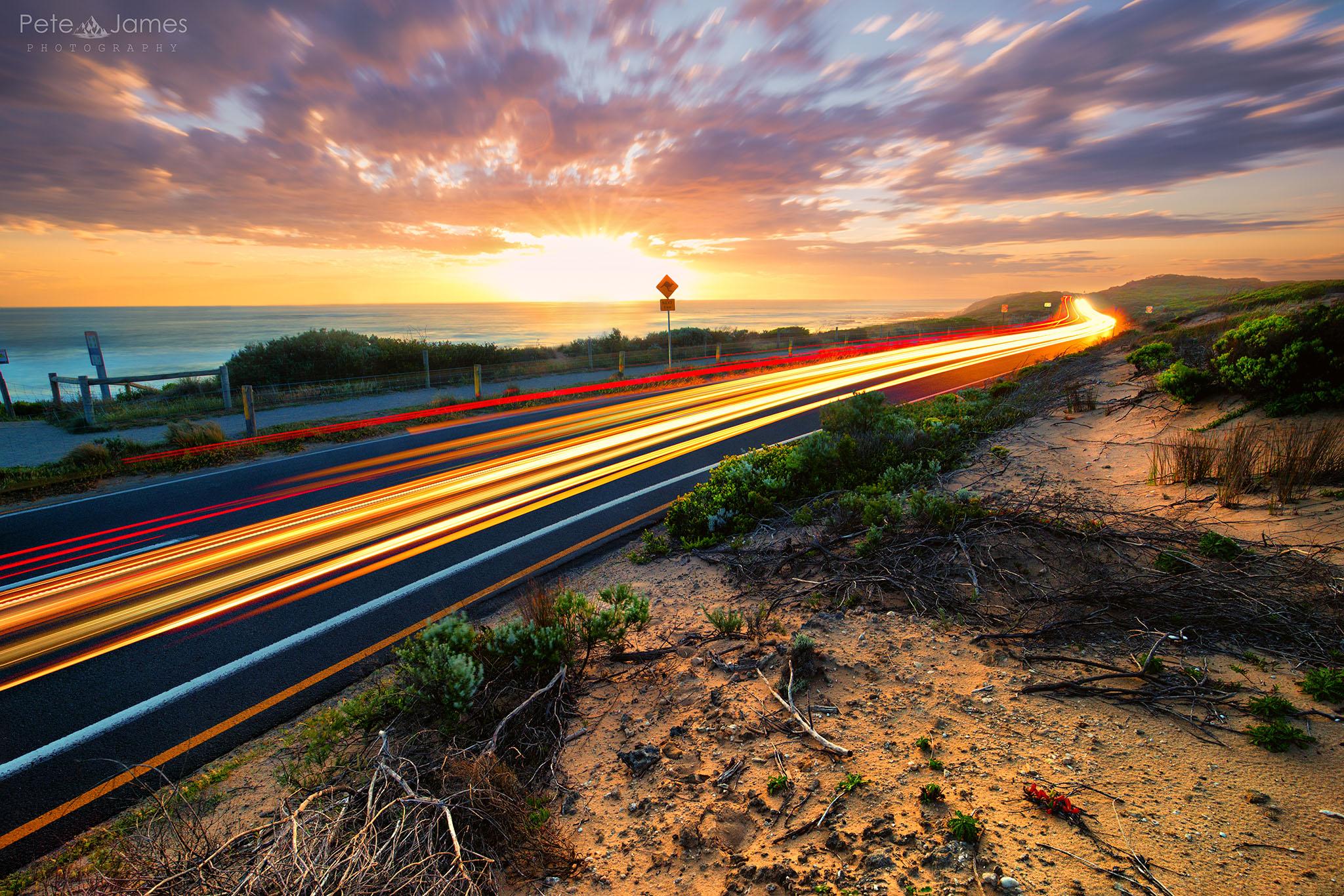 Rush Hour - 13th Beach Rd
