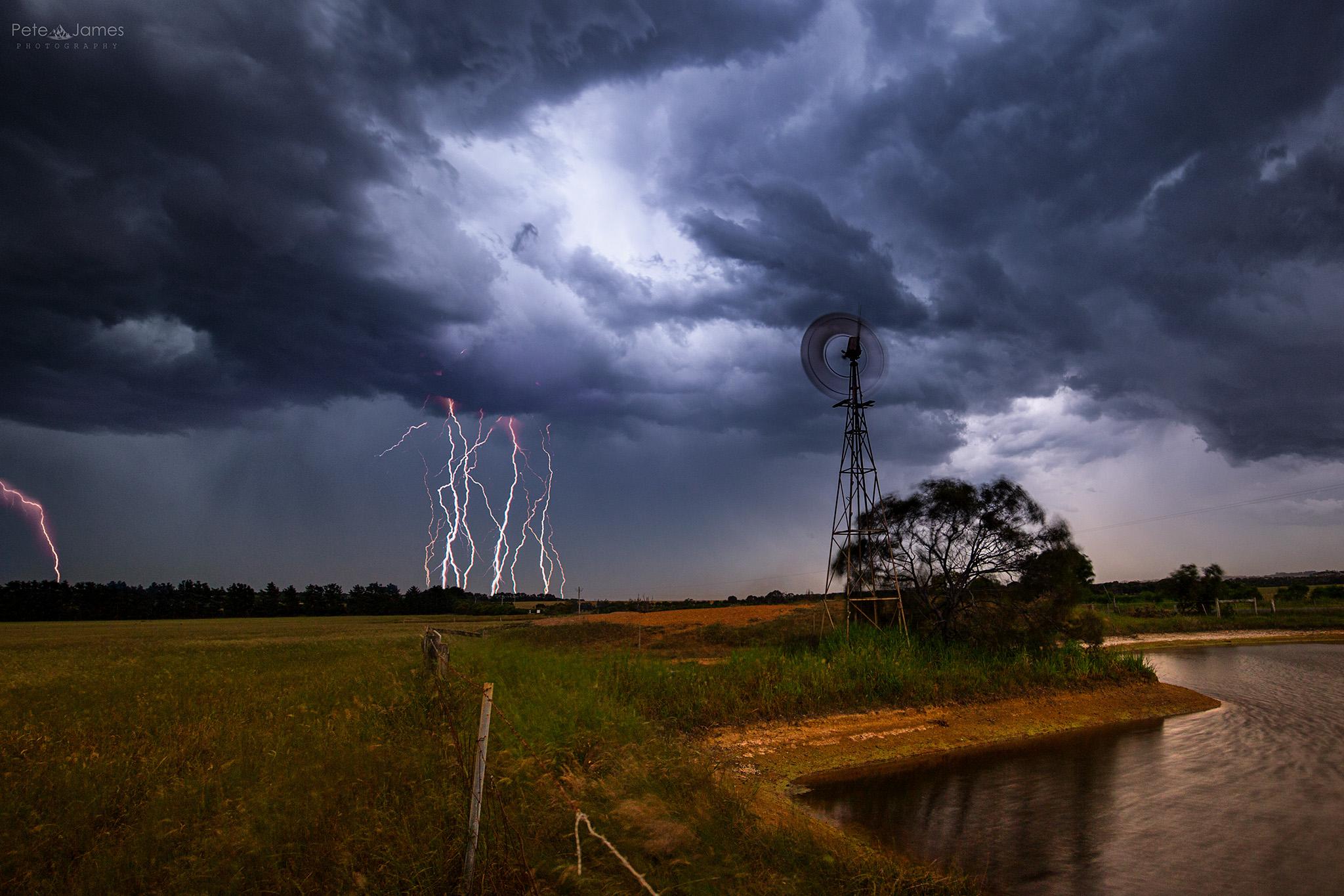 Rural lightening