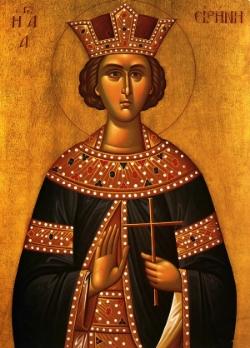 Greatmartyr Irene of Thessalonika