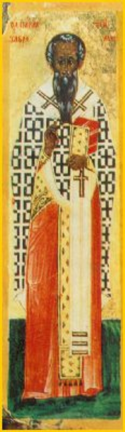 Hieromartyr Pancratius the Bishop of Toarmina in Sicily
