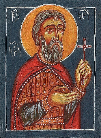 Martyr Constantine the King of Georgia