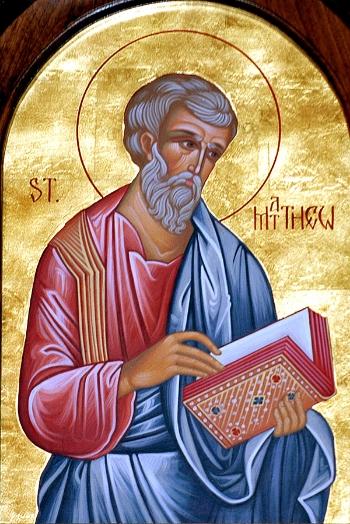 Holy Apostle Matthew