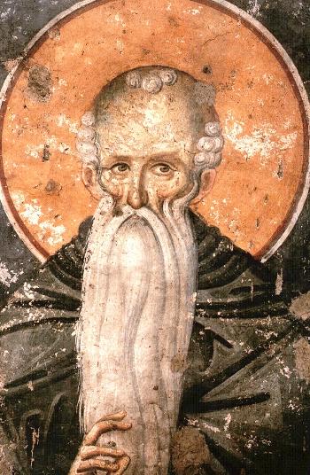 Venerable Euthymius the Great