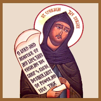 Venerable Ephraim the Syrian