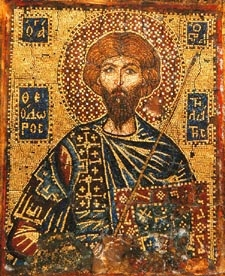 """Greatmartyr Theodore Stratelates """"the General"""""""