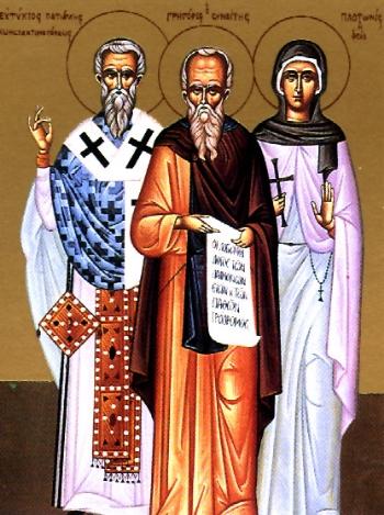 Venerable Gregory the Byzantine