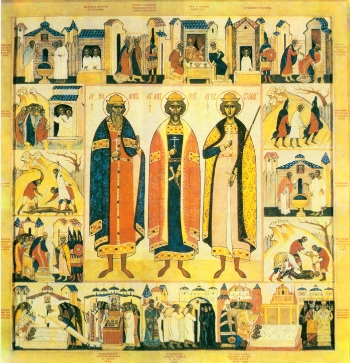 Martyr Anthony of Vilnius, Lithuania