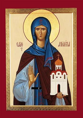 Saint Angelia of Serbia