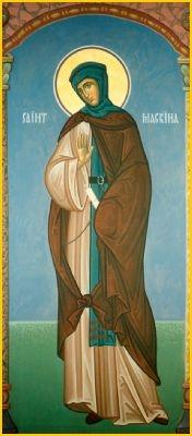 Venerable Macrina the Sister of Saint Basil the Great