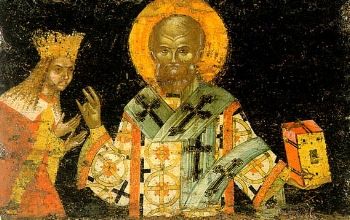 St. Niphon the Patriarch of Constantinople of Mt. Athos