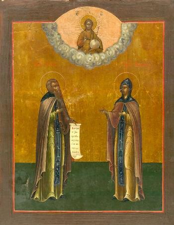 Venerable Paul the Obedient, of the Kiev Caves