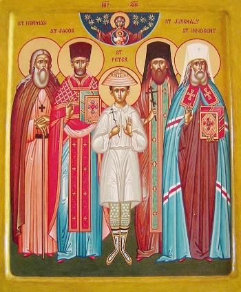Synaxis of All Saints of Alaska