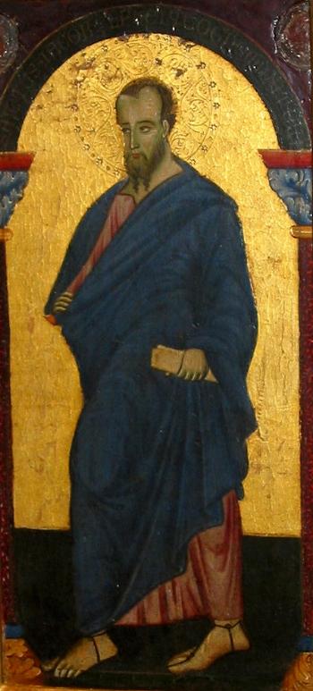 Apostle James the Son of Alphaeus  Please click on Icon to view bulletin