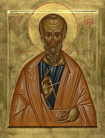 Apostle Rodion of the Seventy