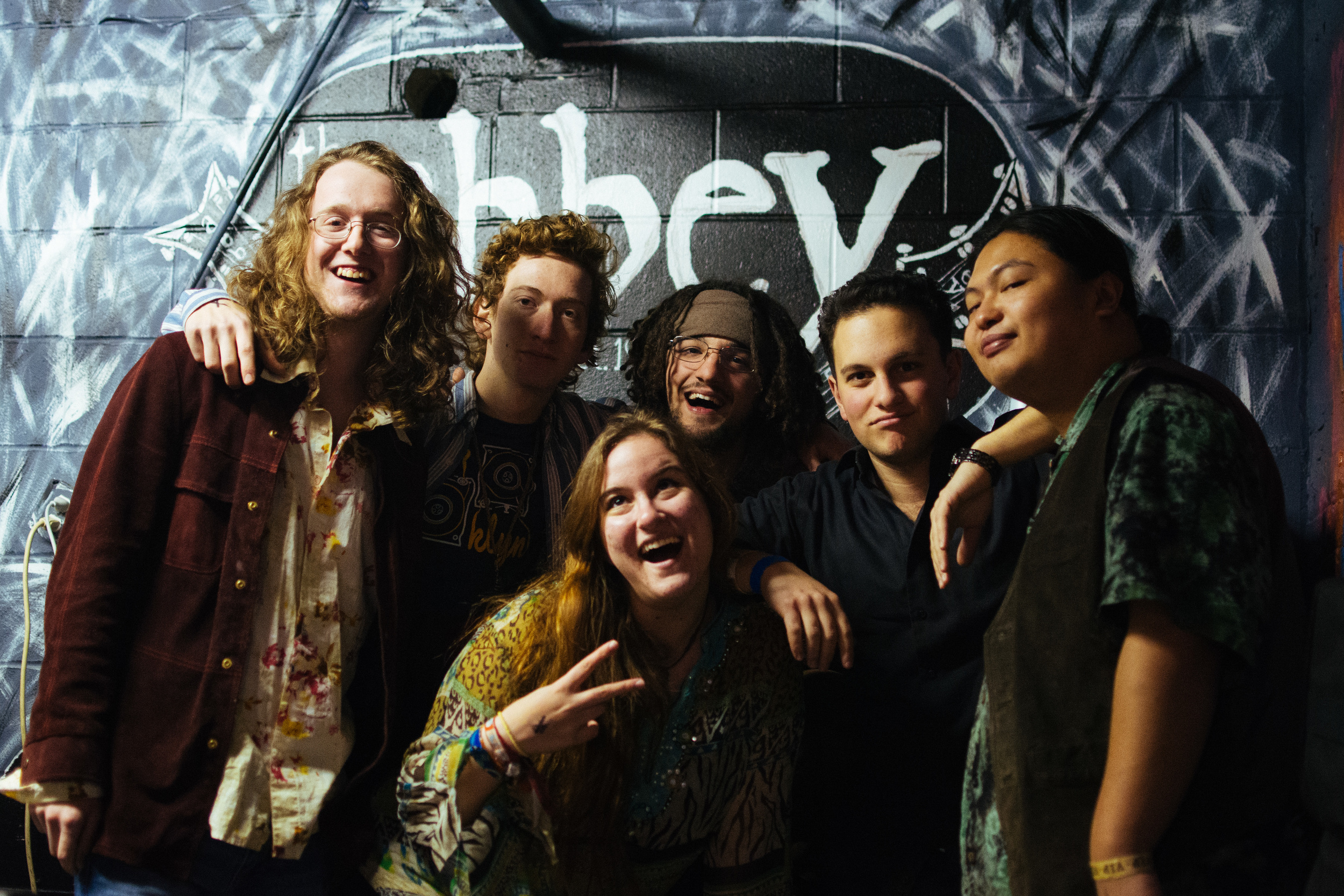"""The Original """"Zoo Crew"""" From Abbey Pub, Chicago, 1/24/15"""