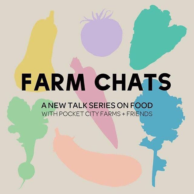 Our babe Kate of @theveganteahouse, @makersyd & @sydneyveganmarket will be at @pocketcityfarms this Wednesday to chat about eating plants & cruelty free living with @mazvalcorza & @alfieskitchenaustralia! Grab your ticket now and come for a cute time!