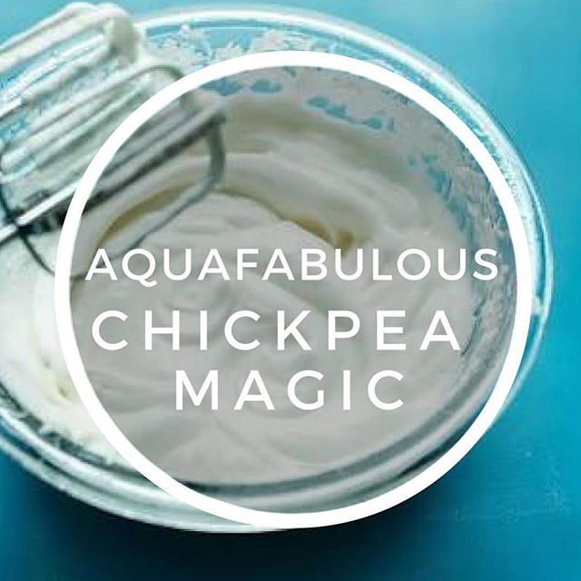 Are you Aquafabulous yet?? Only 2 lonely lil tickets left for this week's workshop at @makersyd! 🔮We're gonna whip you into a frenzy with our magic meringues... 😝Get ya feelin creamy with amazing aioli 🍫Make ya freakin drool over our captivating chocolate cake 🥧And look an illiteration for quiche was just too much to ask but the quiche is good too! 😬  All thanks to the chickpea! Come join us in this hands on workshop and get whippy with it!  When: This Wednesday!! Where: MAKER Sydney Tickets: via @sydneycommunitycollege