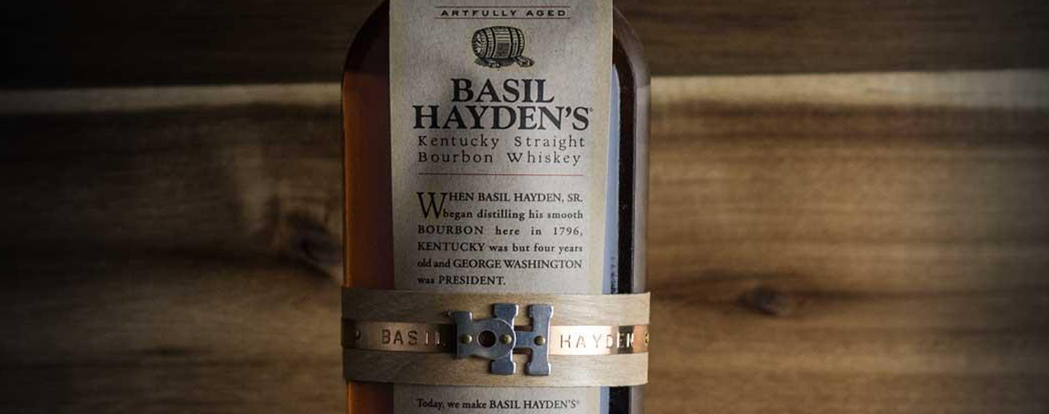 Basil Hayden's - Rebranding | Creative Direction | Marketing