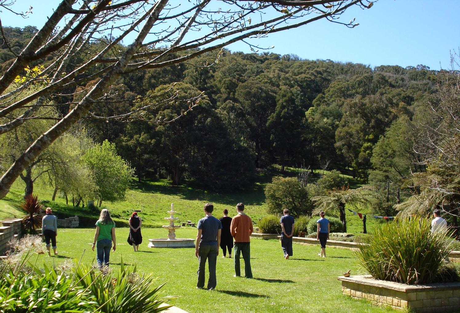 Weekend Meditation and Mindfulness Retreat, Victoria- Aruna Giri