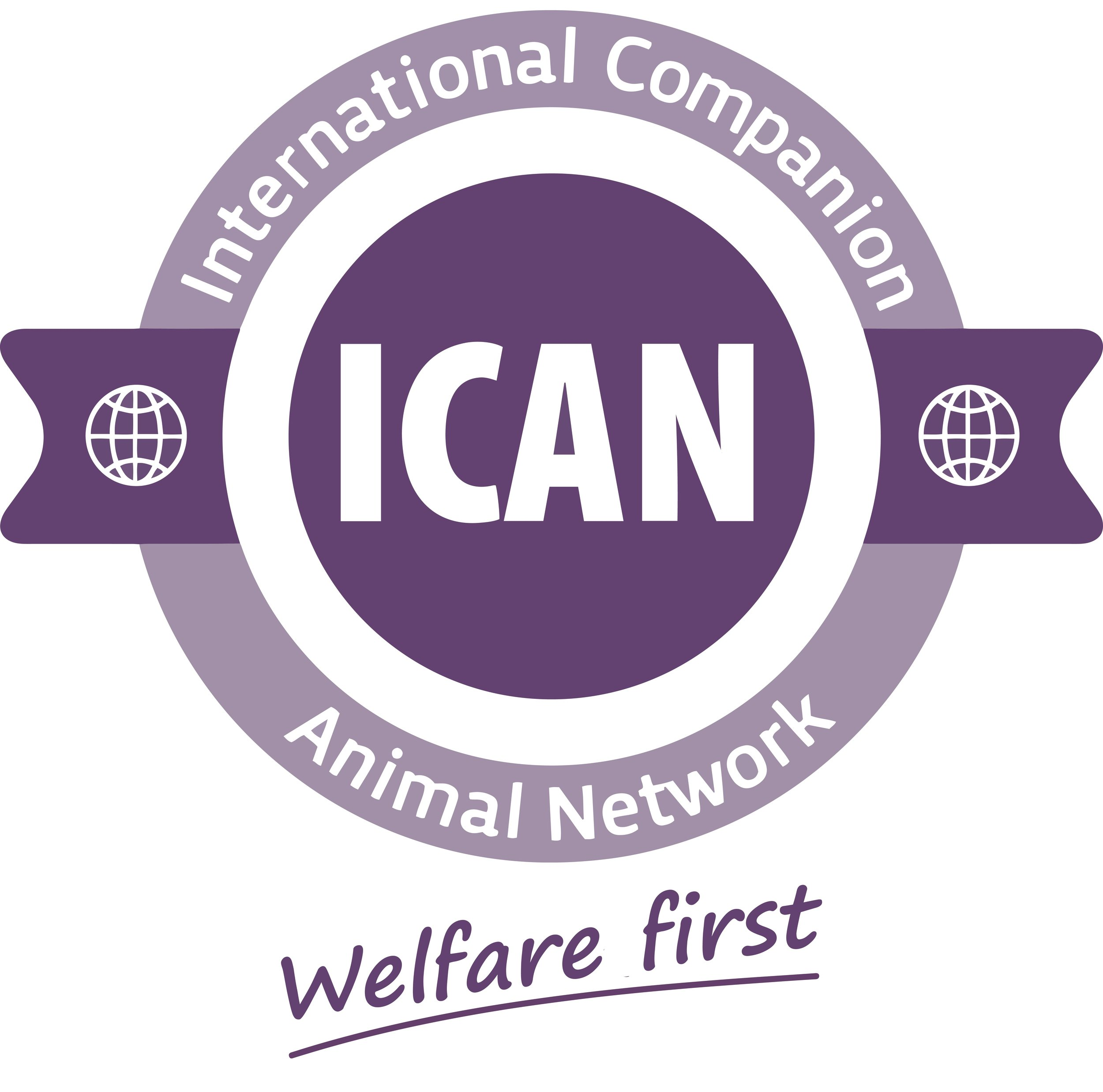 I am a member of ICAN, putting your dogs welfare first. -