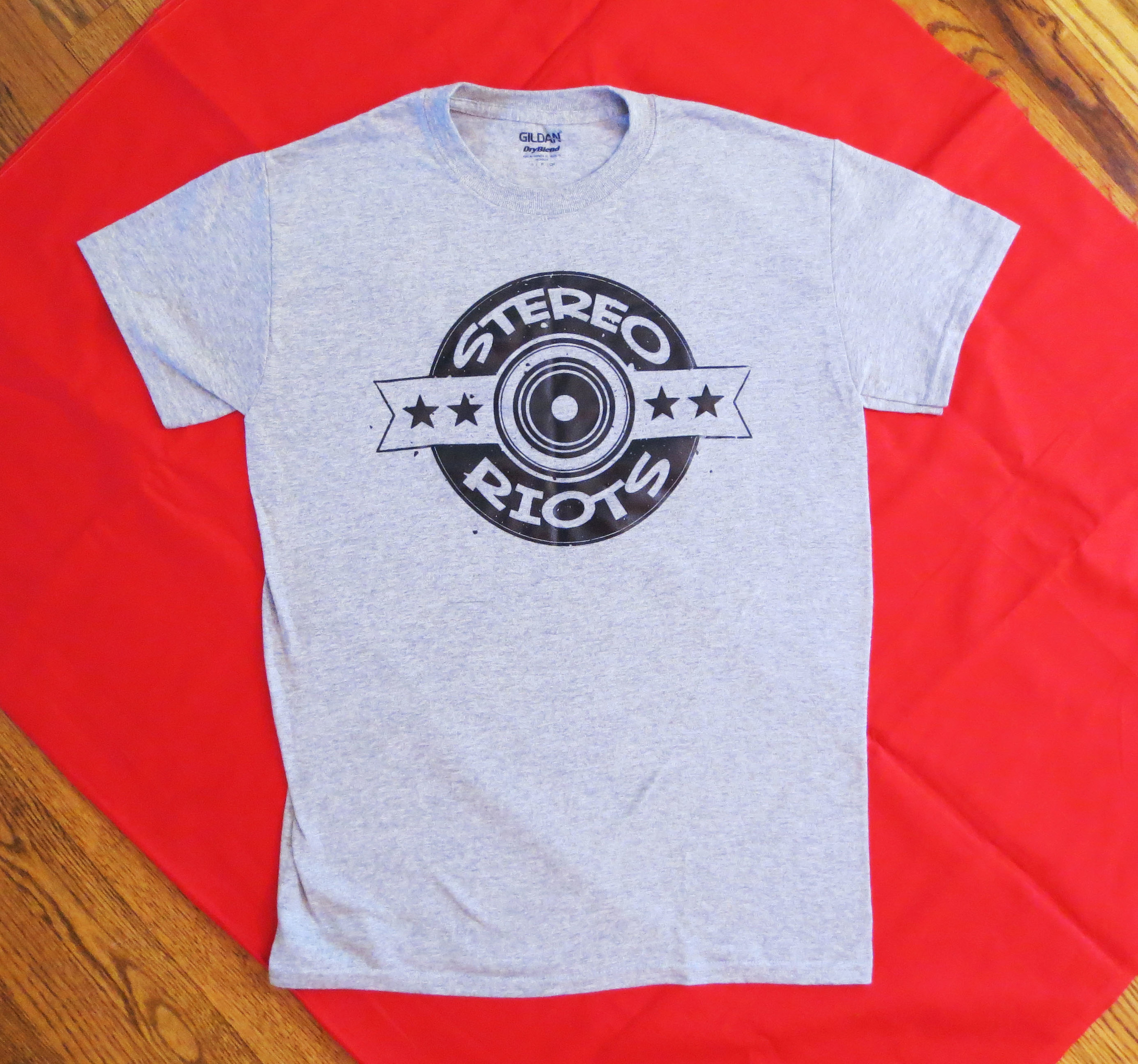 Cotton, T-Shirt, Dry Blend, designed by Impire Clothing Co.
