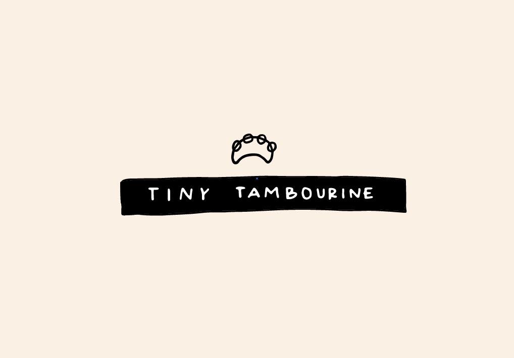 Tiny Tambourine Secondary Logo