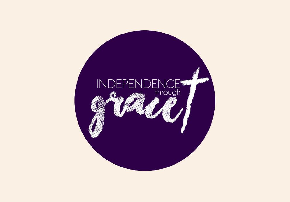 Independence Through Grace logo