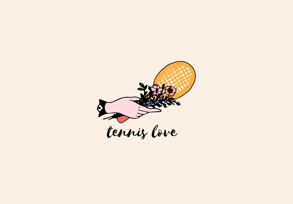 Tennis Love Mockup