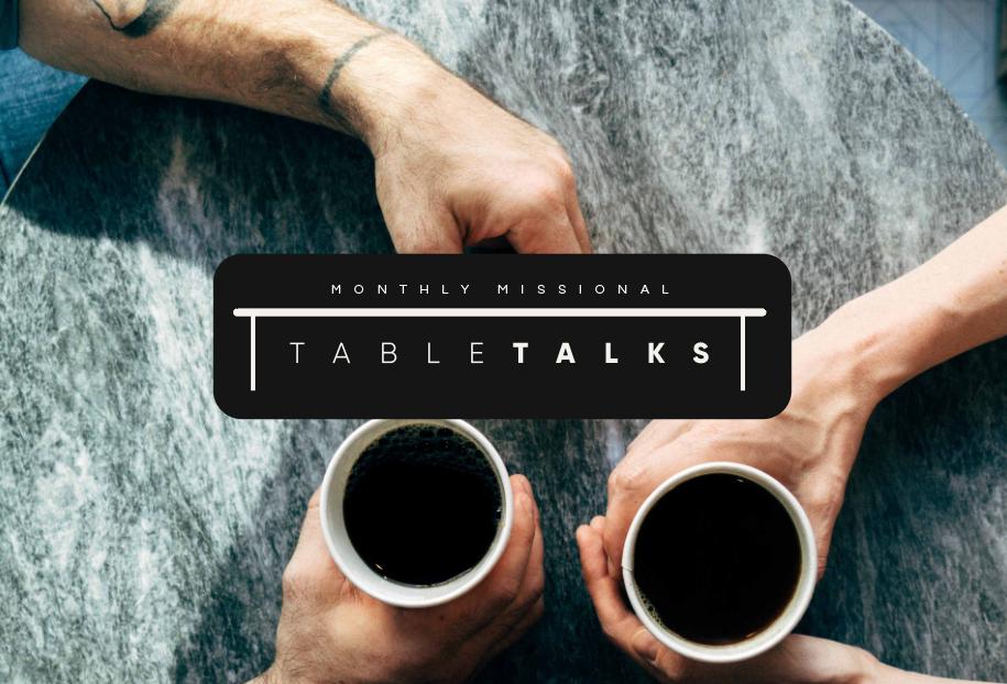 Forge Sacramento - TableTalks
