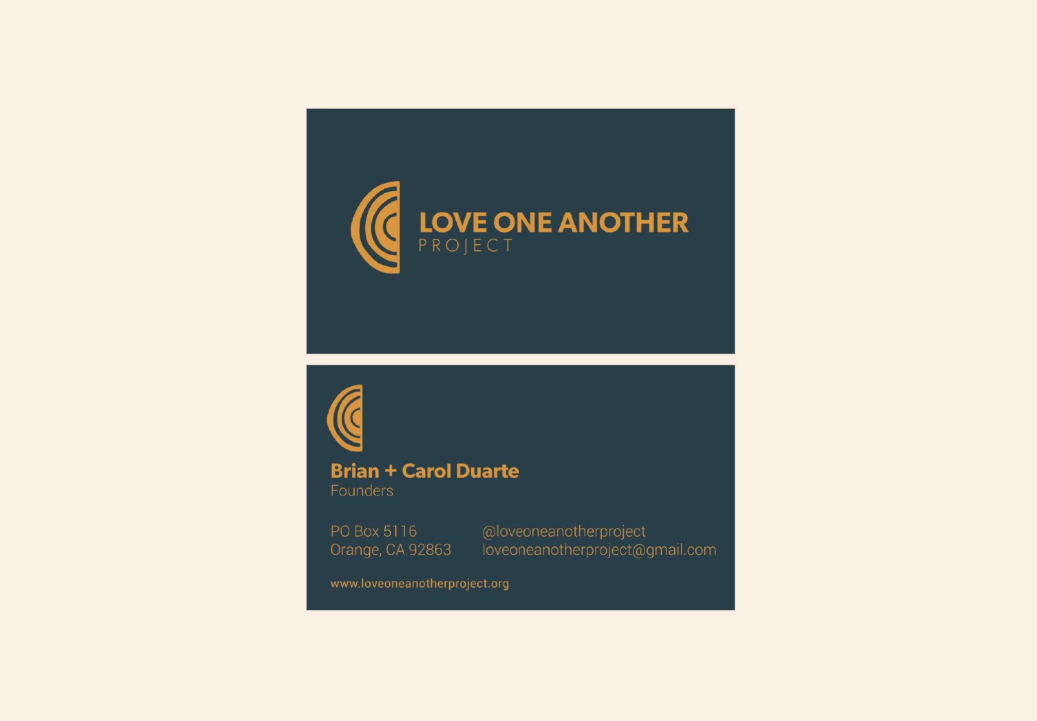 LOAP - Business Card