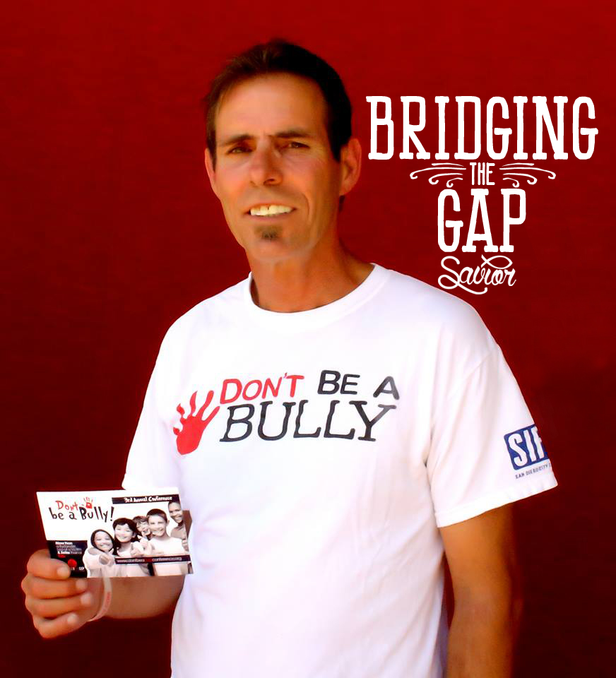 Robert Crouse, Founder & CEO of Bridging the Gap