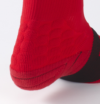SU12_Football Socks_red_calf_heel2.jpg