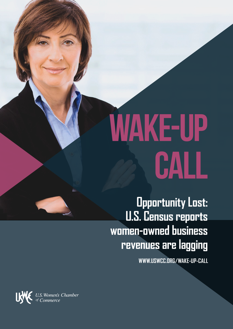 The USWCC is the leading advocate for women on economic and leadership issues. Click  here  to read more about the report