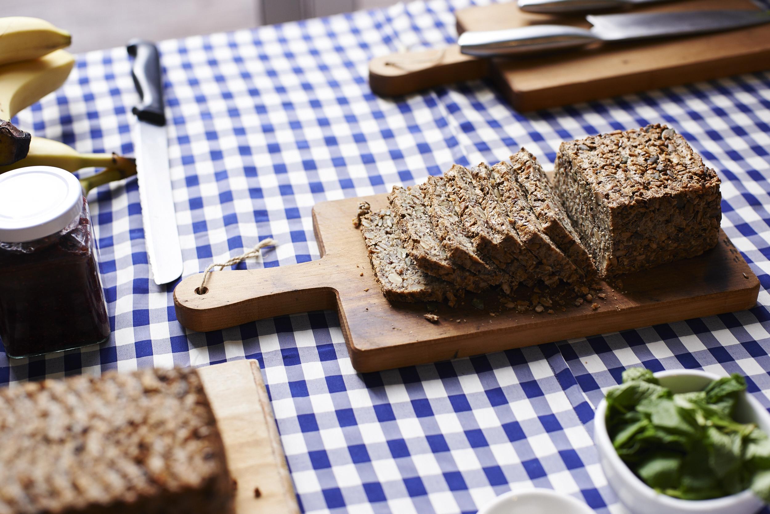 Sliced Freedom Loaf