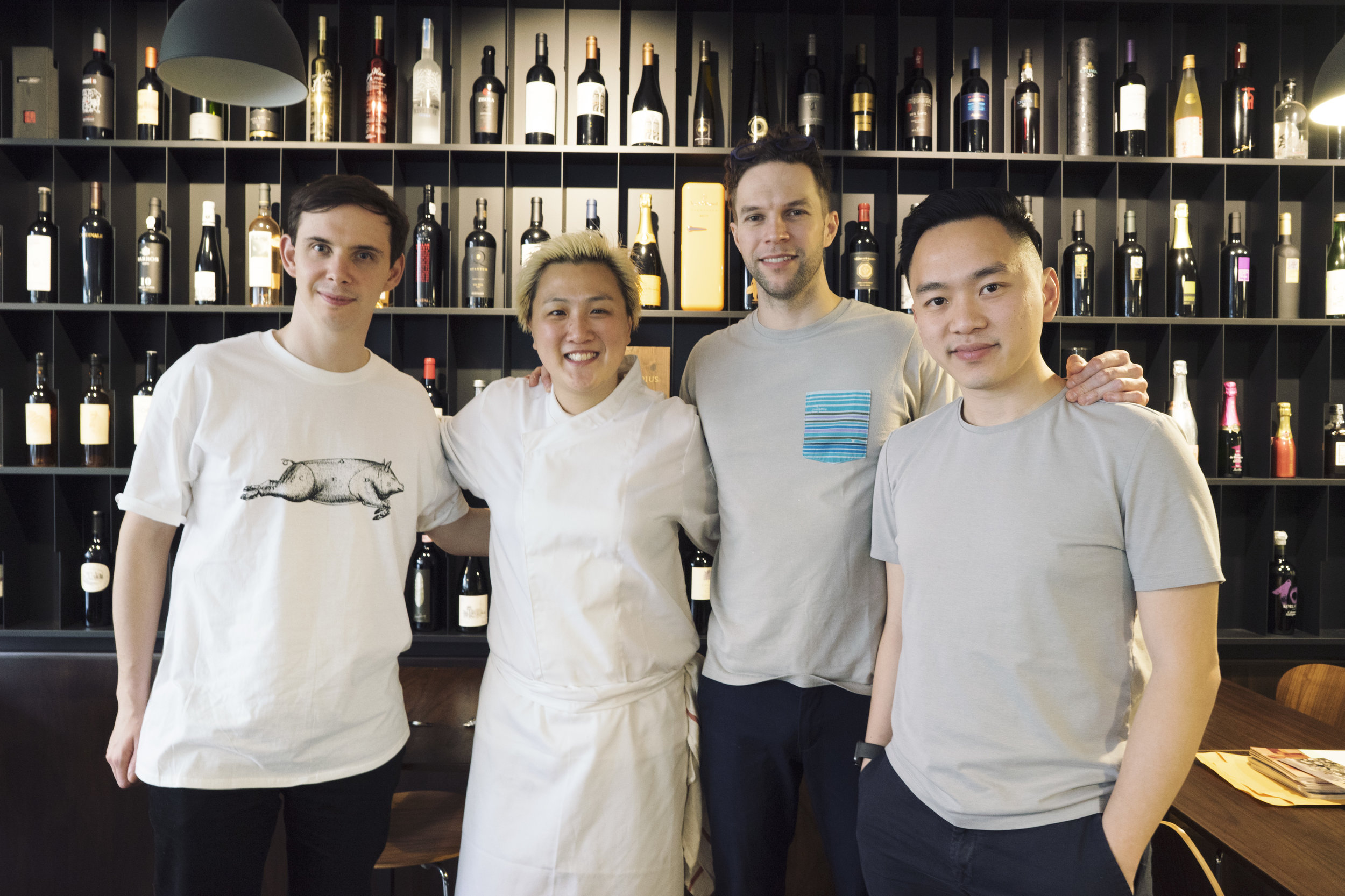 PMQ's Taste Kitchen is Hong Kong's premier F&B incubator, - which aims to nurture and promote the city's most promising up-and-coming culinary talents.