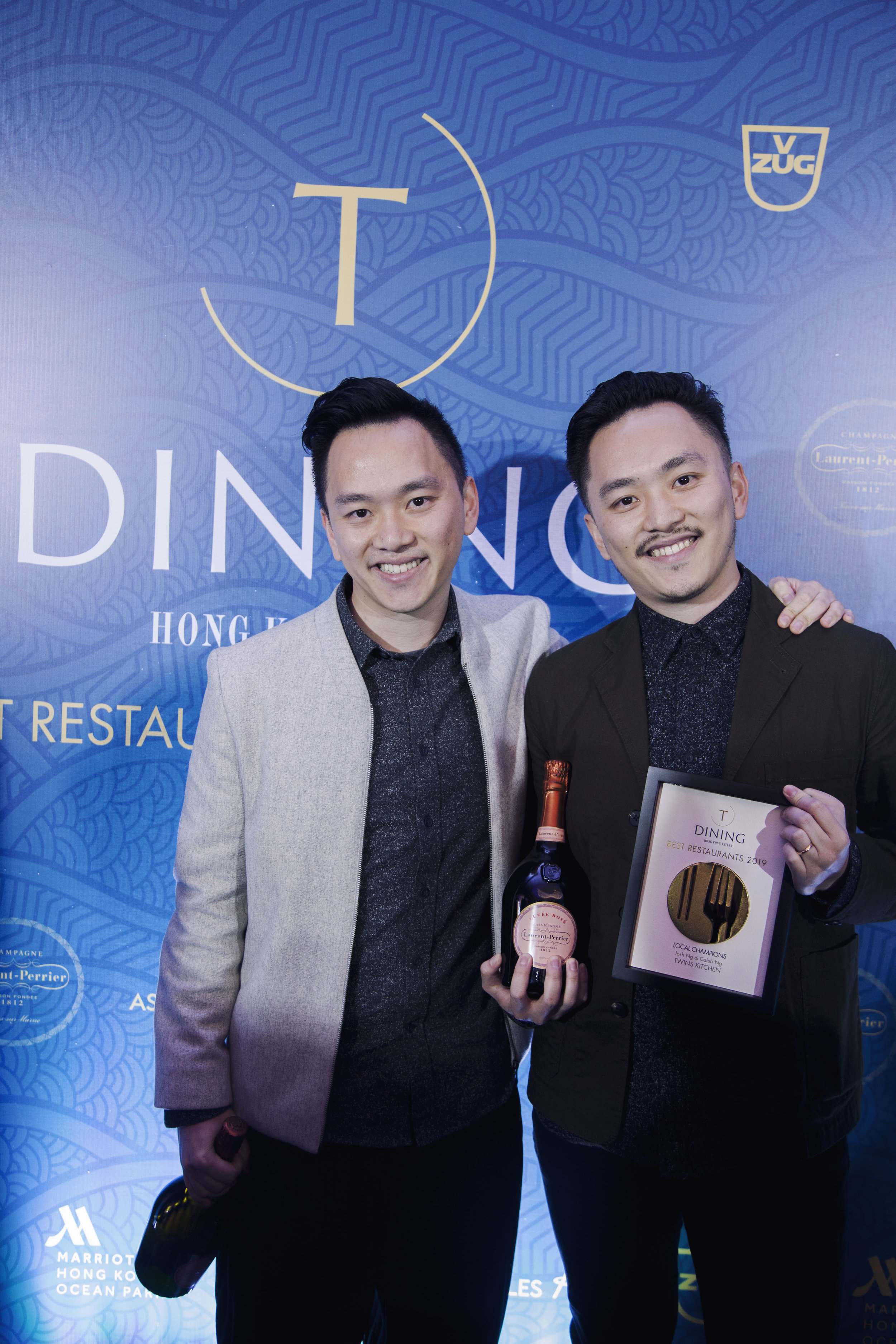 "- ""T. Dining Hong Kong Awards have been a strong supporter and a firm believer of local food talents and scenes for years. We're, thus, very honored to be included in this year's T. Dining Hong Kong Awards and be named 'Local Champion'"""