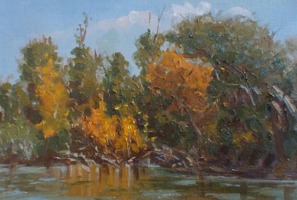 Autumn Danube