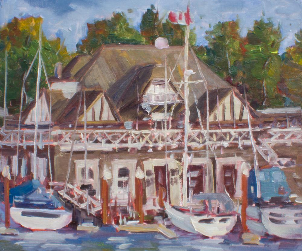 Devonian Harbour Park, Vancouver BC
