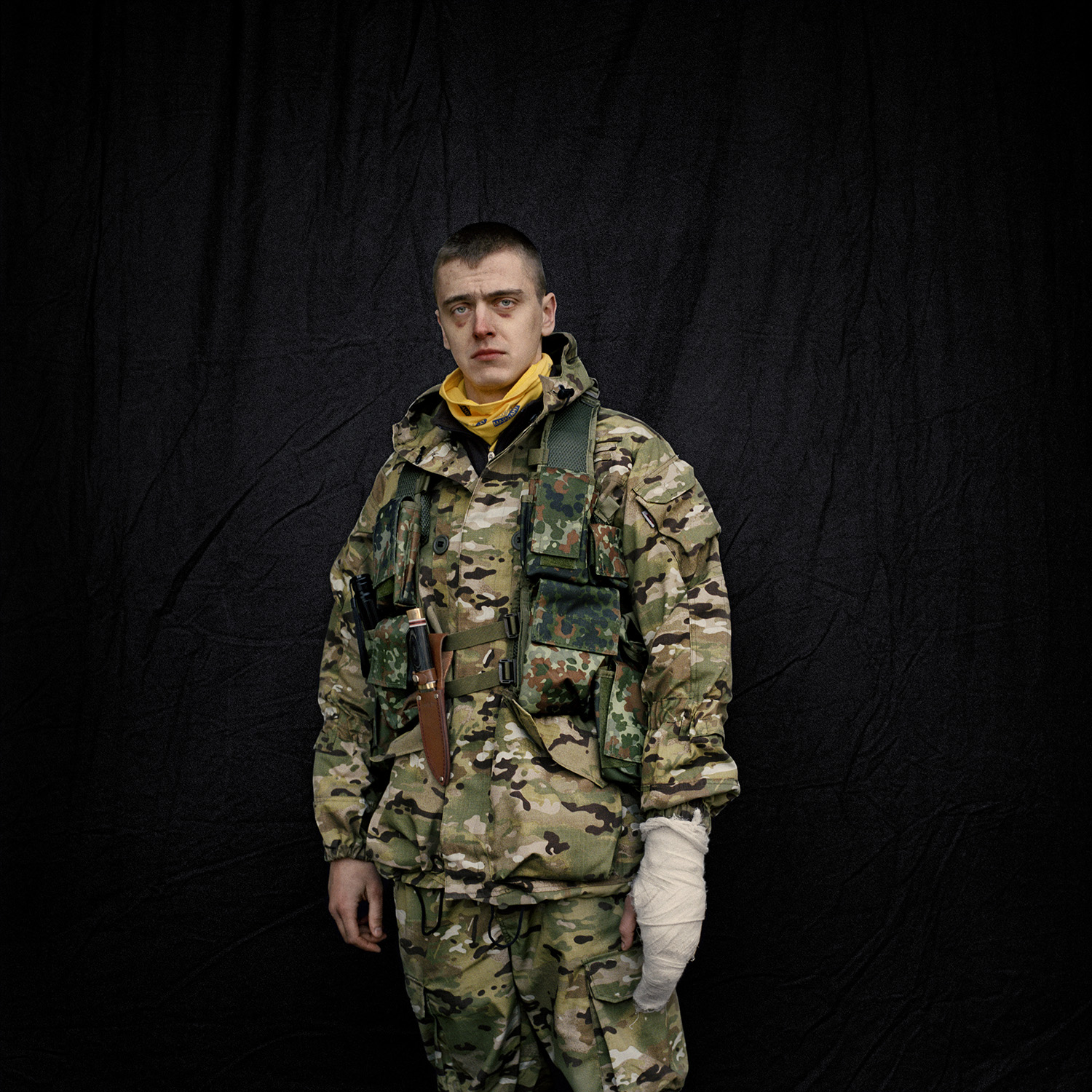 Maidan, Portraits from the Black Square