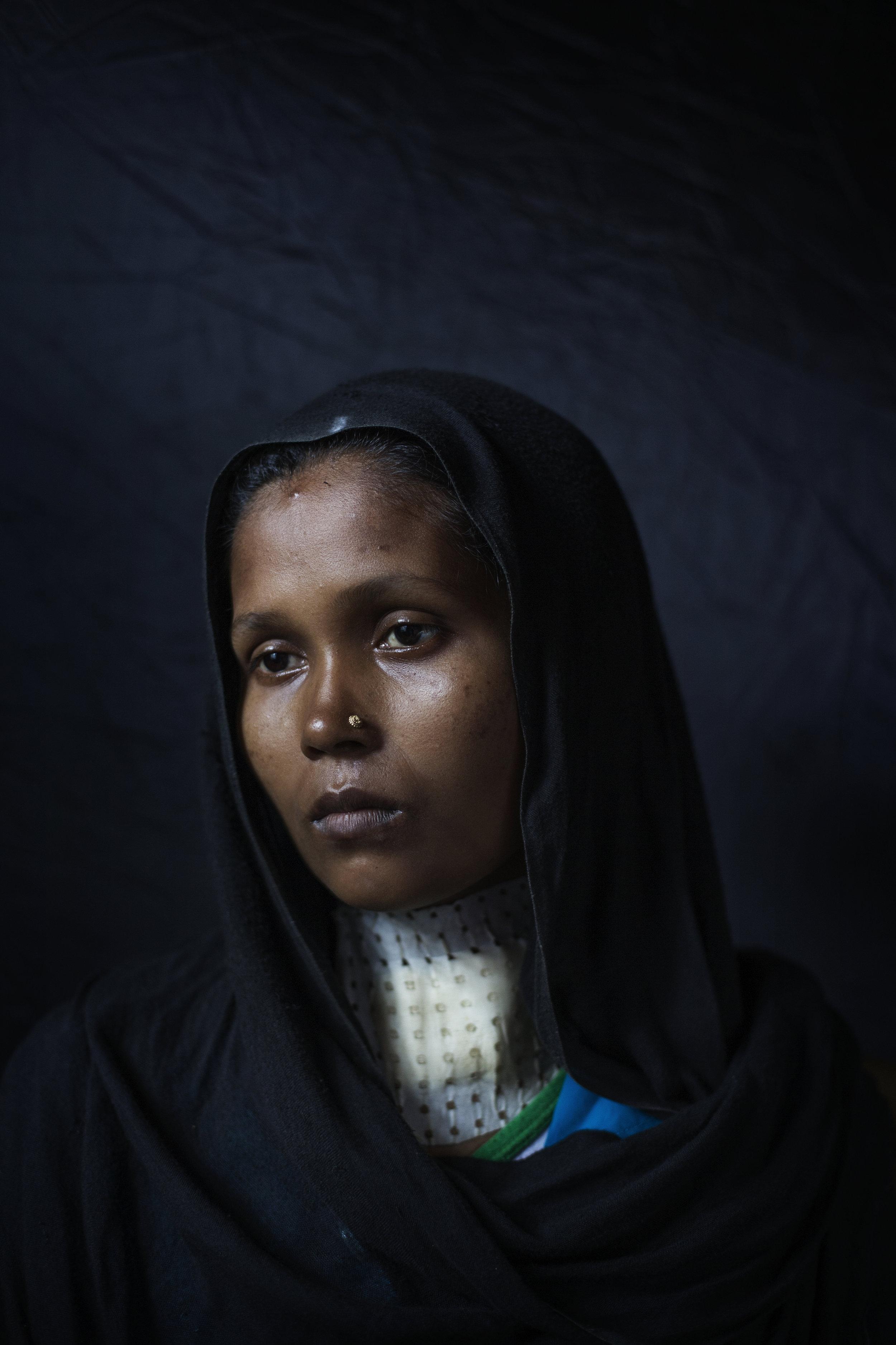 Rohingya Massacre Survivors