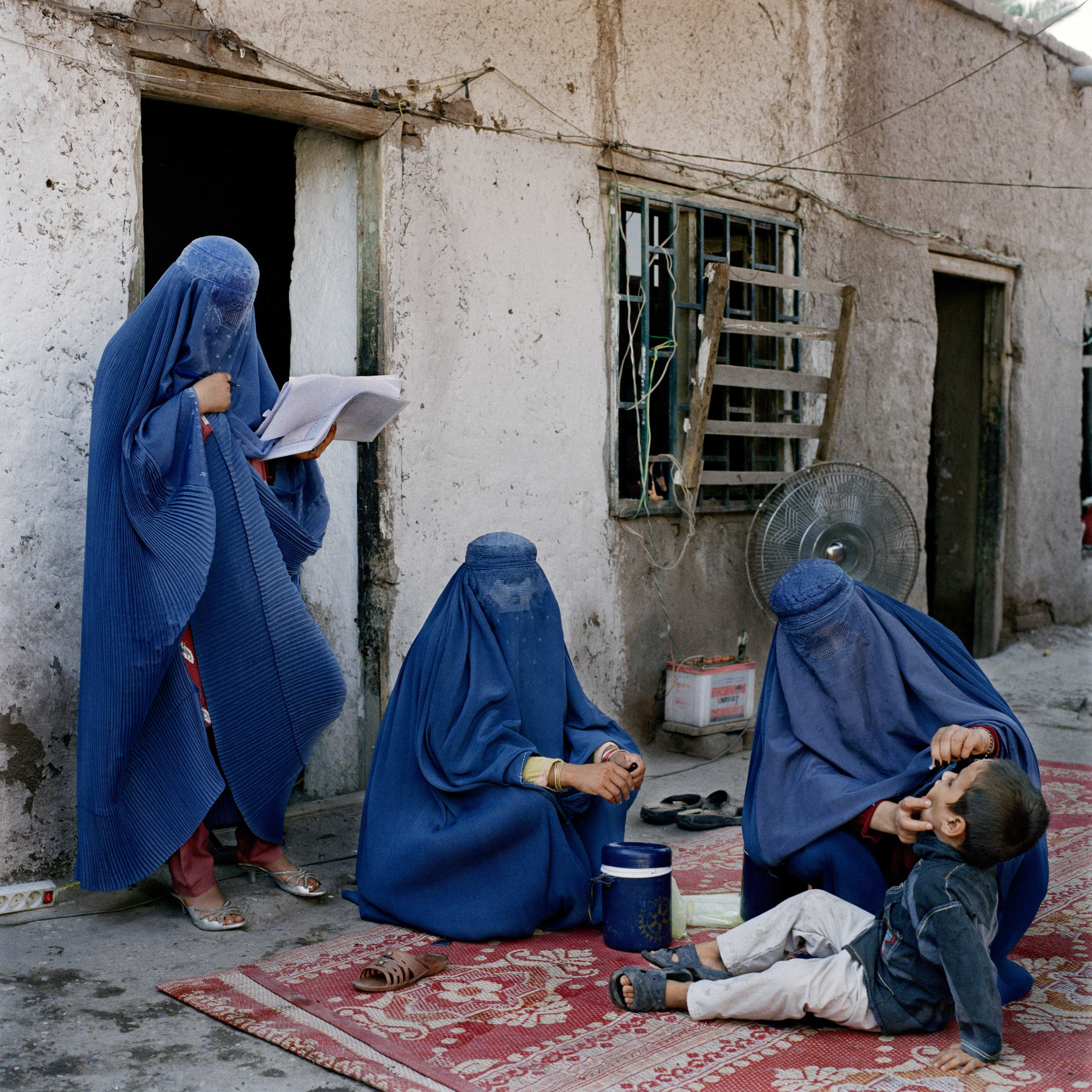 The Surge - Polio Eradication in Afghanistan