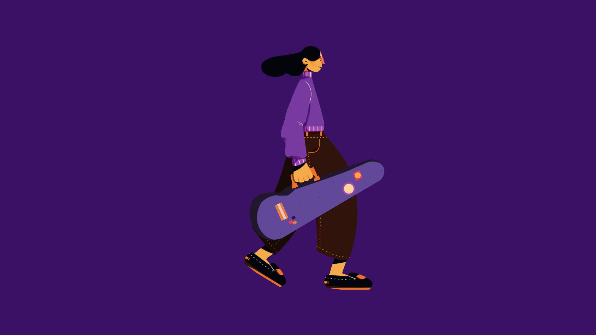 walking-gals-violin-02.png
