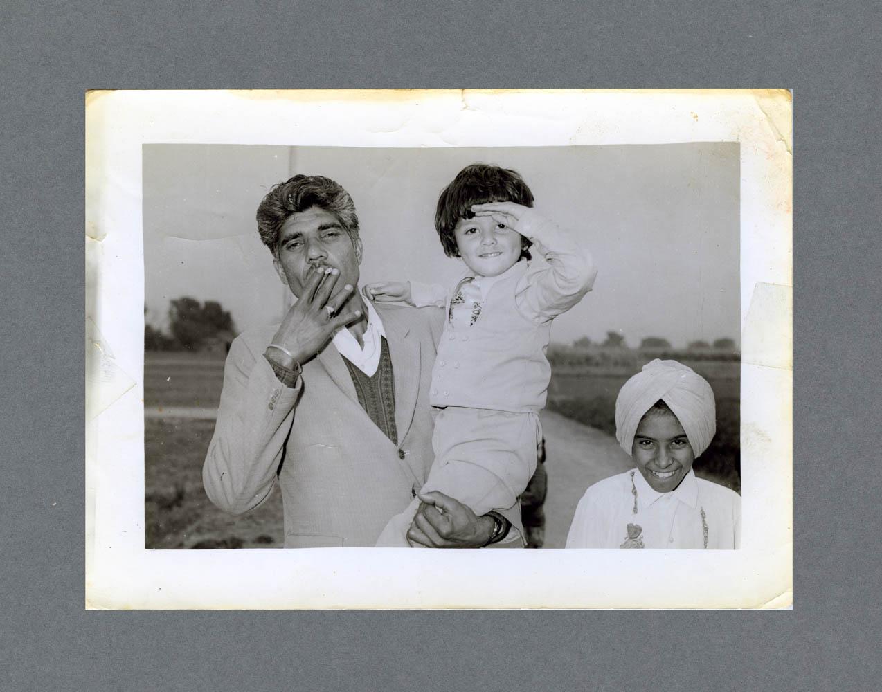 Mahadpur, Punjab c.1973